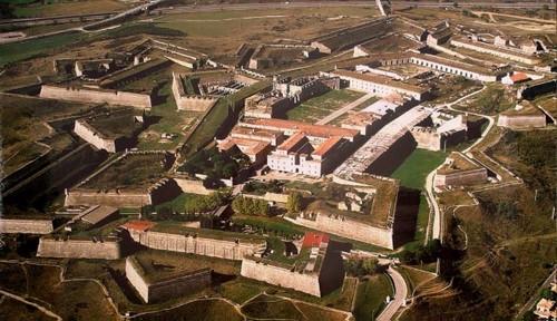 El Castillo de Sant Ferran, en Figueres