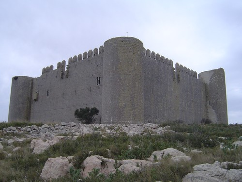 El Castillo de Torroella de Montgrí