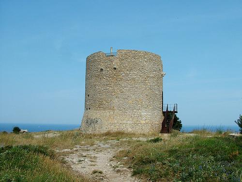 Torre de defensa de la Cala Montgó