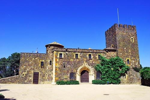 Castillo de Jardín Botánico de Calella de Palafrugell