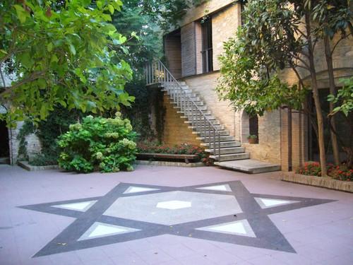 Museo Bonastruc ça Porta, en el antiguo barrio judío de Girona, el Call