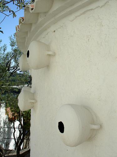 Torre de la Ollas, en la Casa-Museo de Dalí, en Portlligat, Cadaqués