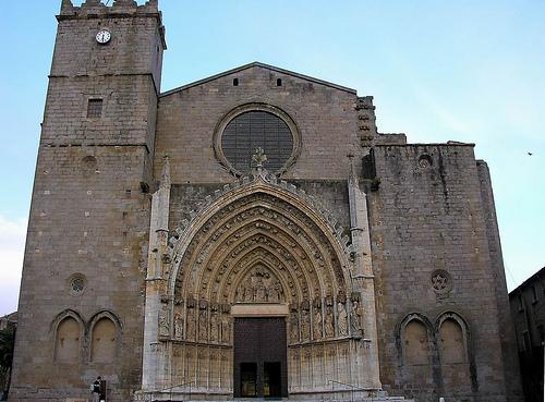 La Basílica de Santa Maria d'Empúries