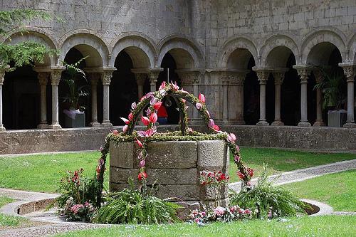 Claustro de la Catedral de Girona