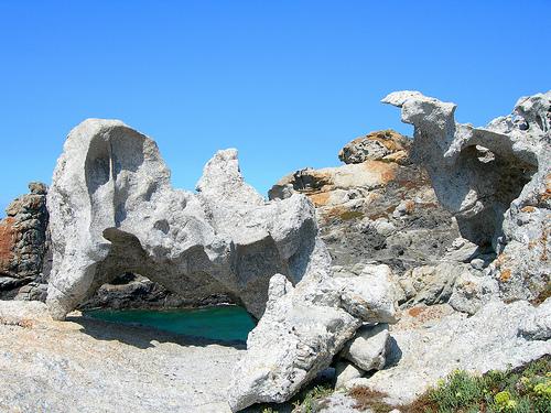 Las formas geológicas que observamos en el Pla de Tudela son realmente sorprendentes