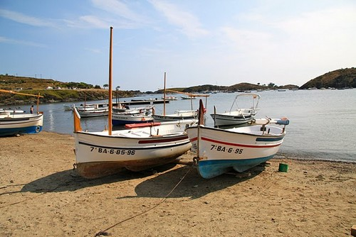 Playa de Portlligat, Cadaqués