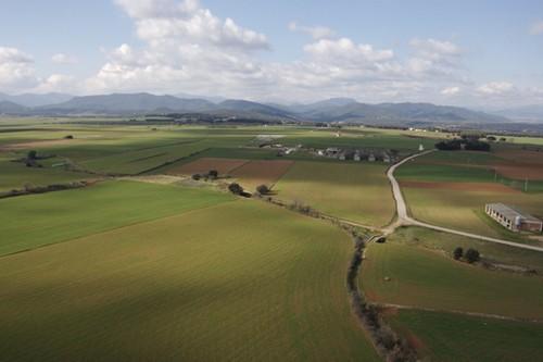 El Pla de Martís es un precioso paraje natural situado junto a Serinyà