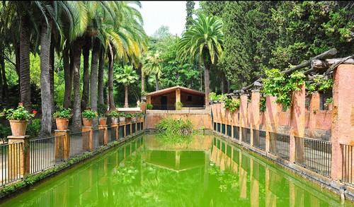Jardín Botánico Pinya de Rosa, en Blanes, Girona, Costa Brava