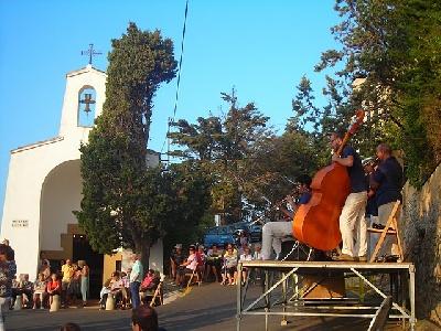 Cada 31 de agosto se celebra en la Capilla de Sant Ramon el día del santo