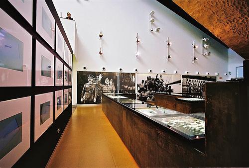 Todo el material expuesto en el MUME ha sido cuidadosamente seleccionado y demuestra el espíritu pedagógico que tiene este museo
