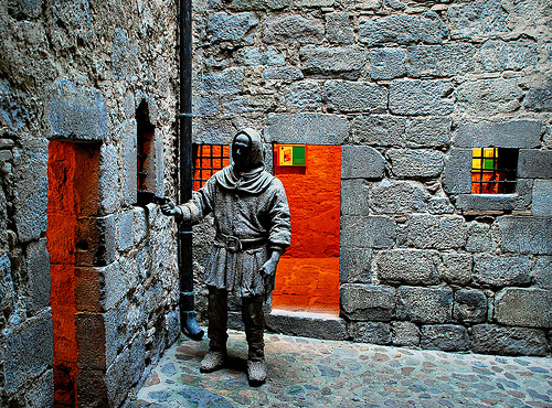 Museo Cúria y Prisión de Castelló d'Empúries, Girona, Costa Brava
