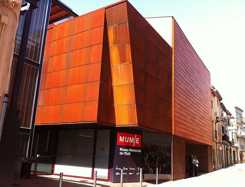 El Museo Memorial del Exilio (MUME) se encuentra en la Jonquera, Girona, Costa Brava