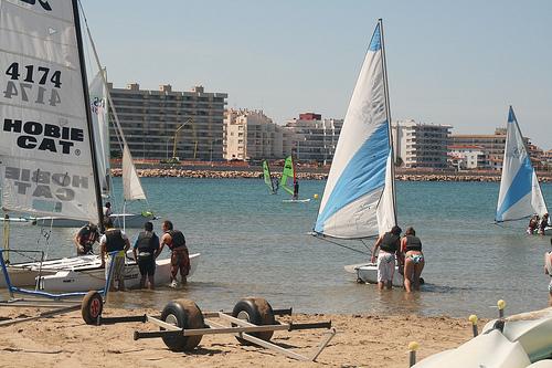 Playa de Riells