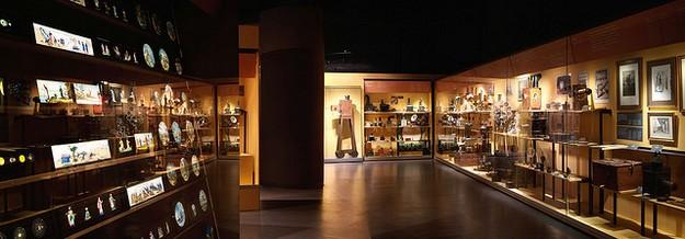 Tras la vitrinas y objetos del Museo de Girona hay un enorme trabajo de catalogación, llevado a cabo para que el visitante se pueda hacer una idea completa de la evolución de este arte