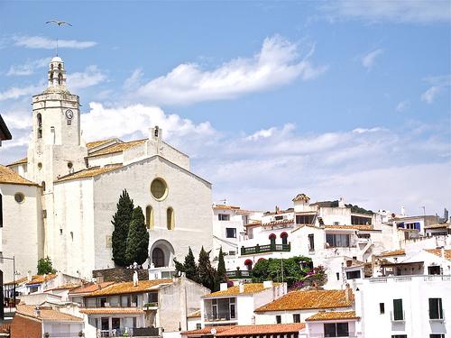 Iglesia Santa María de Cadaqués