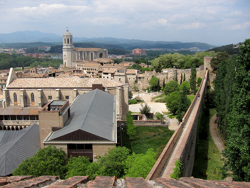 Las Murallas de Girona, Costa Brava