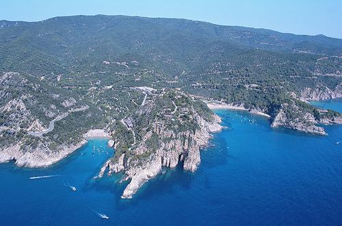 Cala Pola, Tossa de Mar, Girona, Costa Brava