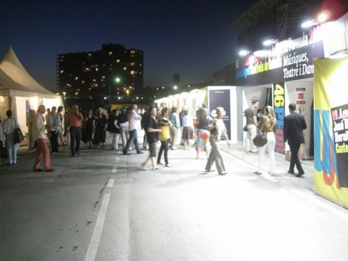 El puerto de Sant Feliu de Guíxols ha sido también escenario del Festival de Música de Porta Ferrada