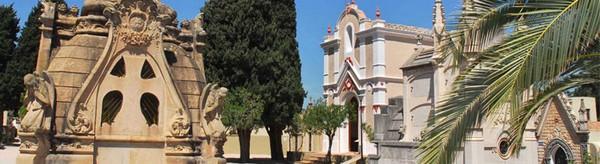 Tras la visita al Cementerio Modernista de Lloret de Mar pensamos que puede ser considerado como un gran museo del arte funerario al aire libre