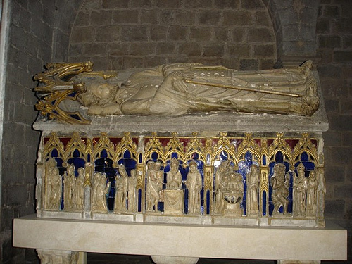 Otra de la joyas que conserva la Iglesia de Sant Feliu es la tumba de San Narciso
