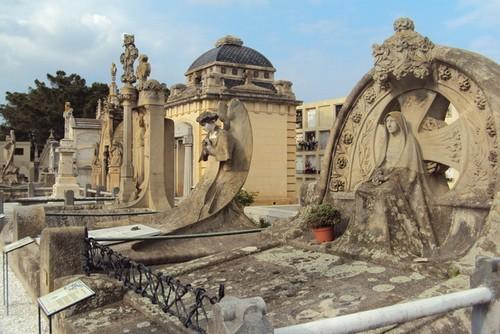 Cementerio Modernista de Lloret de Mar