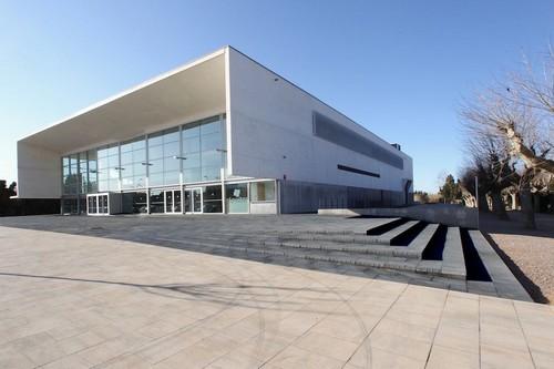 En el futuro este nuevo edificio acogerá las actuaciones del Festival de Músiques de Torroella de Montgrí: el Espai Ter