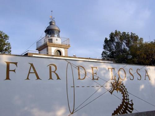 Faro de Tossa de Mar