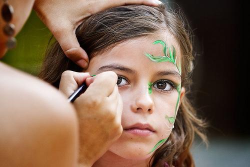 En el marco de la Feria del Circo de la Bisbal de l'Empordà, en Girona, Costa Brava, se celebran numerosas actividades dirigidas al público infantil, especial protagonista