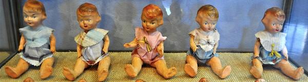 El número de muñecas y su variedad no ha hecho más que aumentar en los últimos años gracias a donaciones