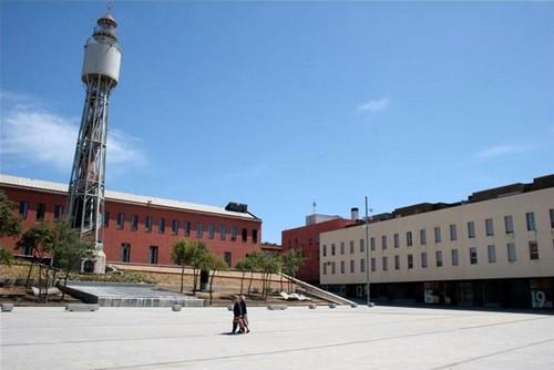 El nuevo Museo del Corcho de Palafrugell se encuentra ubicada en la antigua fábrica Can Mario, con su característica Torre Armstrong