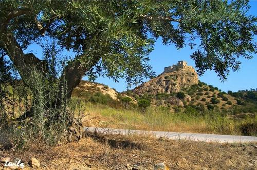Castillo de Quermançó, Vilajuïga, Girona, Costa Brava