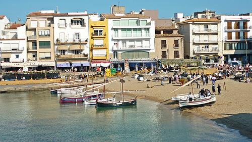 Playa de las Barcas