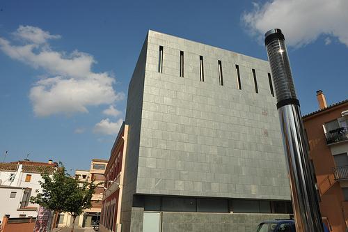 El Museo Darder de Bañolas cuenta con unas modernas instalaciones y el edificio cuenta ya con 5 plantas