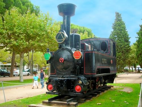 El Trenet de l'Empordà era una antigua locomotora sobre vía estrecha que, hasta los años 60, unía los pueblos del interior del Ampurdán. Su memoria sigue aún muy viva entre los habitantes de la Costa Brava.