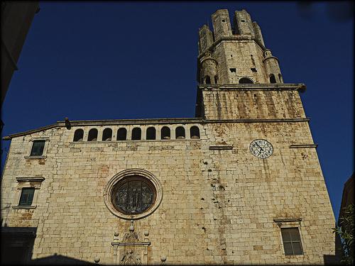 Iglesia Sant Martí de Palafrugell