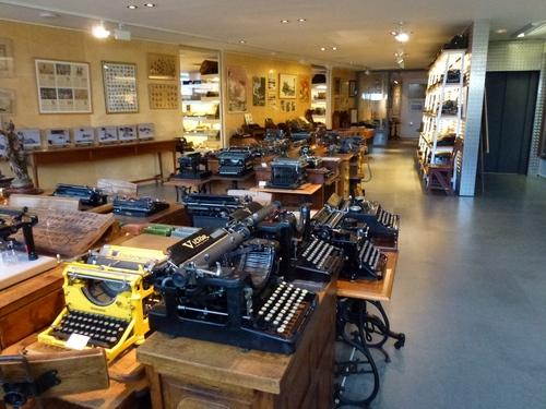 El Museo de la Técnica del Ampurdán ofrece una completa exposición sobre los artilugios tecnológicos de nuestro pasado