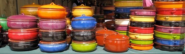 En Quart encontramos una gran variedad de productos y colores alrededor de los productos de barro