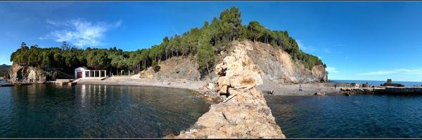 Cala Port d'en Joan, Colera, Costa Brava norte