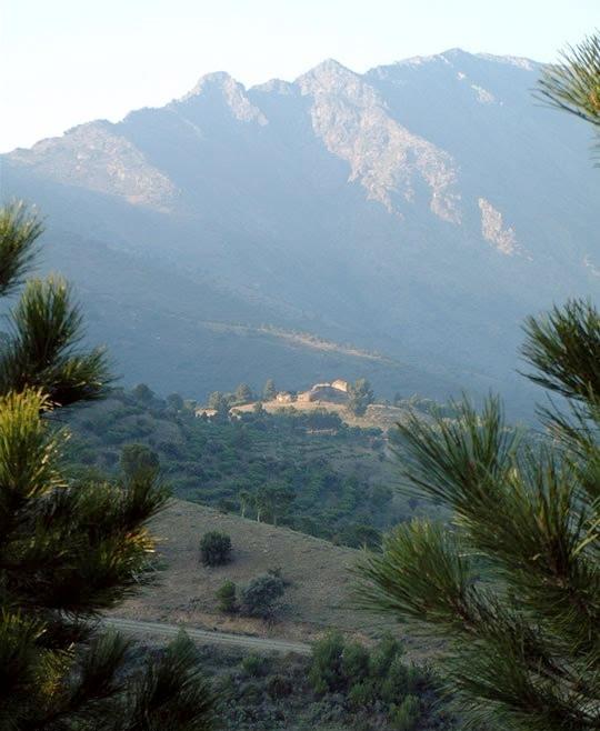 El Castillo de Molinàs se encuentra a una media hora a pie de la pedanía, siempre en Colera, y constituye un excelente mirador rodeado parcialmente de montañas