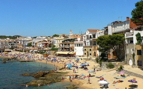 Playa del Canadell forma parte de la ruta literaria Josep Pla, ya que fue el lugar de verano de su familia desde finales del siglo XIX
