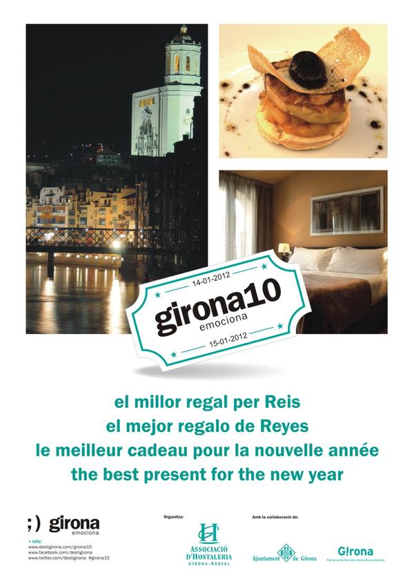 Girona 10 se ha convertido ya en el segundo acontecimiento anual por número de visitantes, después de la semana de Tiempo de Flores, en mayo