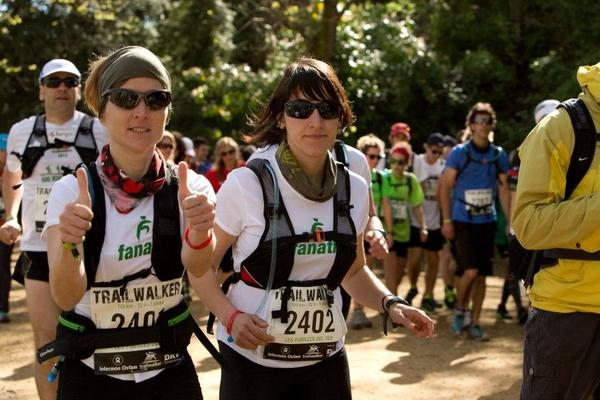 El espíritu de la Oxfam Trailwalker Girona es el de completar un recorrido muy exigente con el objetivo de completar un desafío personal y ayudar a comunidades con necesidades del tercer mundo