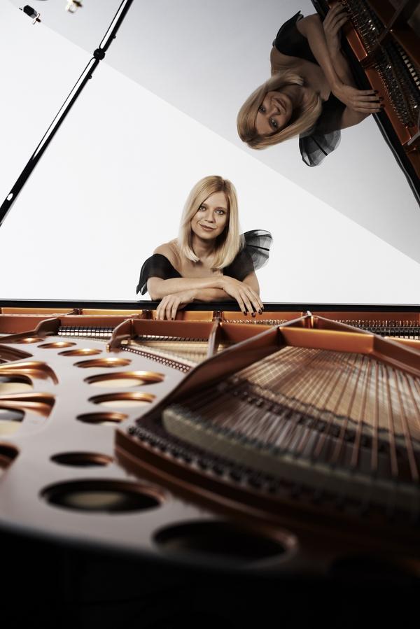Una de las artistas invitadas en esta edición del Festival de Piano de Torroella ha sido la ucraniana Valentina Lisitsa