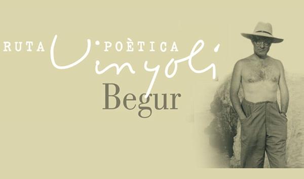 2014 es el Año Vinyoli, el poeta catalán que encontró inspiración en los paisajes de Begur, Girona, Costa Brava
