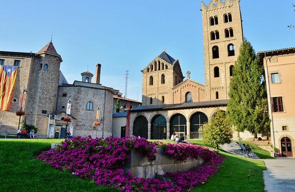 Monasterio de Santa María, Ripoll, Girona