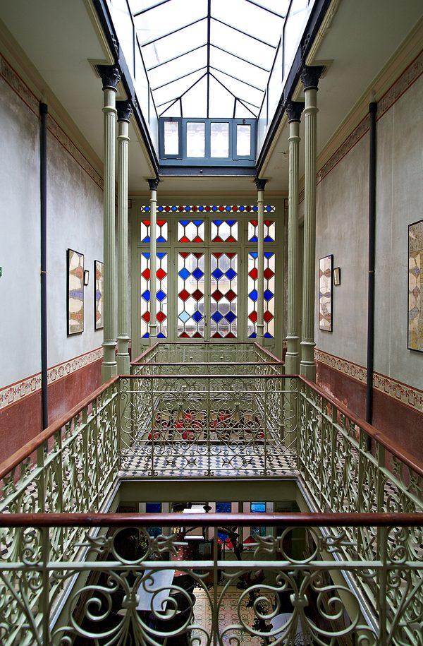 El Museo del Juguete de Sant Feliu de Guíxols se encuentra en un edificio del siglo XIX de gran valor histórico y arquitectónico