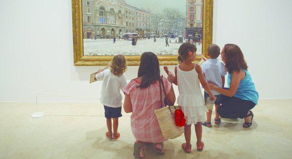 El Espacio Carmen Thyssen es un centro de arte museistico que se encuentra en Sant Feliu de Guíxols, una localidad con la que la baronesa y su familia mantienen un vínculo muy especial